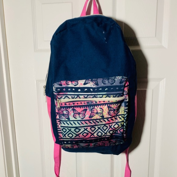 Other - FREE EARRINGS‼️ Girl's Backpack